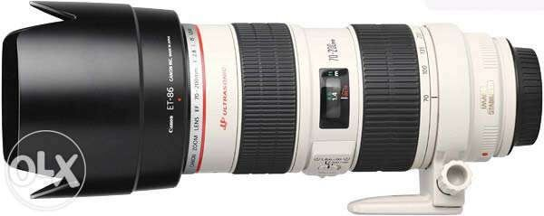 Canon EF 70-200mm f/2.8 L IS I USM Telephoto Zoom Lens for Canon SLR